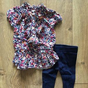 Ralph Lauren 12M Outfit Set